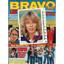 BRAVO Nr.32 / 3 August 1978 - Leif Garrett
