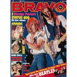 BRAVO Nr.31 / 27 Juli 1978 - Status Quo