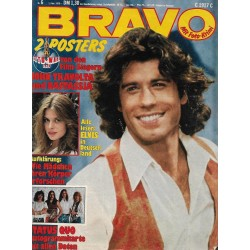 BRAVO Nr.6 / 1 Februar 1979 - John Travolta
