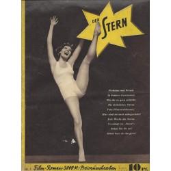 Der Stern Nr.1 - 20 September 1938