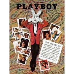 Playboy USA Nr.1 / Januar 1965 - Mr. Playboy