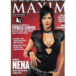 MAXIM November 2001 - Nena