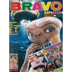 BRAVO Nr.52 / 22 Dezember 1982 - Besucher E.T.