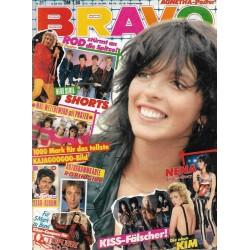 BRAVO Nr.31 / 28 Juli 1983 - Nena Bilder Story