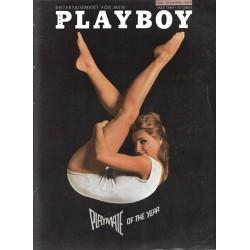 Playboy USA Nr.5 / Mai 1964 - Donna Michelle