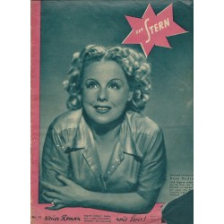 Der Stern Nr.11 / März 1939 - Anny Ondra