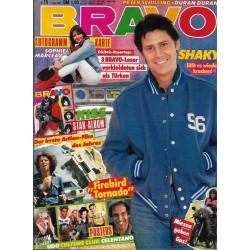 BRAVO Nr.15 / 7 April 1983 - Shaky läßt es wieder krachen!