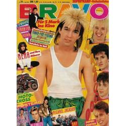 BRAVO Nr.24 / 9 Juni 1983 - Limahl von KajaGooGoo