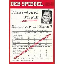 Der Spiegel Nr.29 / 14 Juli 1965 - Minister in Bonn