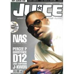JUICE Nr.64 Juni / 2004 & CD 42 - NAS