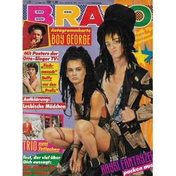 BRAVO Nr.5 / 27 Januar 1983 - Haysi Fantayzee