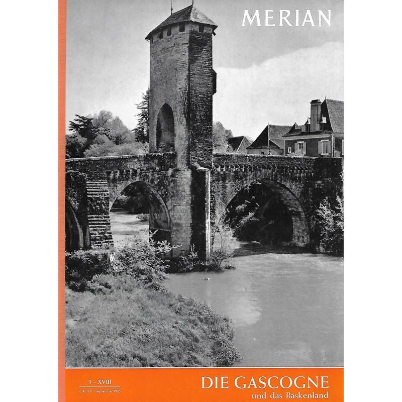 MERIAN Die Gascogne 9/XVIII September 1965