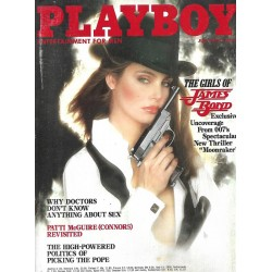 Playboy USA Nr.7 / Juli 1979 - Denise Gauthier