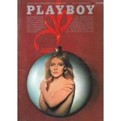 Playboy Nr.12 / Dezember 1972 - Playmate Marilyn Cole