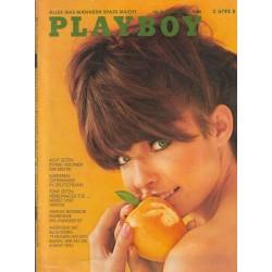 Playboy Nr.10 / Oktober 1972 - Sissy