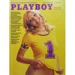 Playboy Nr.8 / August 1972 Erstausgabe mit Gaby Heier