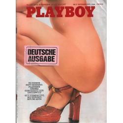 Playboy Nr.9 / September...