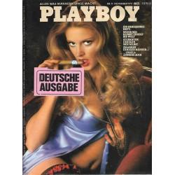 Playboy Nr.11 / November 1973 - Anne Randall