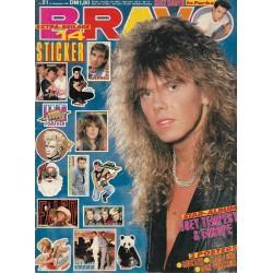 BRAVO Nr.51 / 10 Dezember 1986 - Joey Tempest