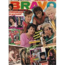 BRAVO Nr.35 / 25 August 1983 - Kajagoogoo am Telefon