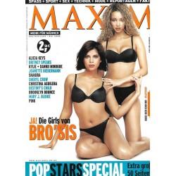 MAXIM Mai 2002 - Hila und Indira