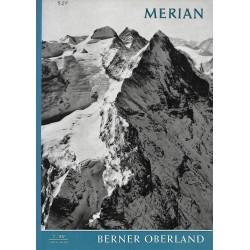 MERIAN Berner Oberland 7/XV Juli 1962