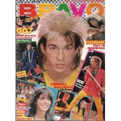 BRAVO Nr.38 / 15 September 1983 - Limahls Solo Start!