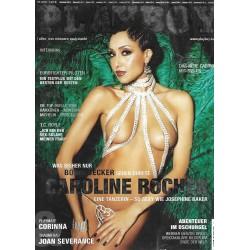 Playboy Nr.3 / März 2005 - Caroline Rocher
