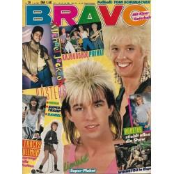 BRAVO Nr.28 / 7 Juli 1983 - Kajagoogoo / Limahl
