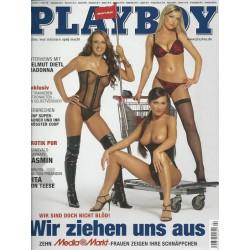 Playboy Nr.2 - Februar 2005 / Isabell Etz, Beatrice Block, Mandy Götze