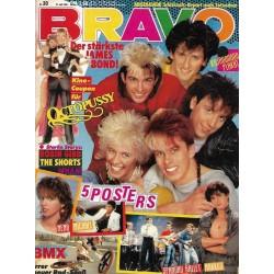BRAVO Nr.30 / 21 Juli 1983 - Kajagoogoo Plakat