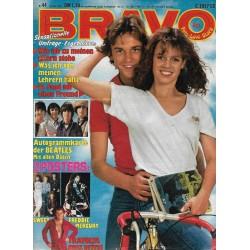 BRAVO Nr.44 / 26 Oktober 1978 - So fand ich einen Freund
