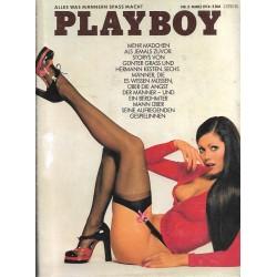 Playboy Nr.3 / März 1974 - Debbie Shelton