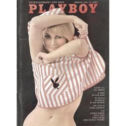 Playboy USA Nr.2 / Februar 1965 - Teddi Smith