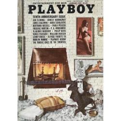 Playboy USA Nr.1 / Januar 1964 - Mr Playboy