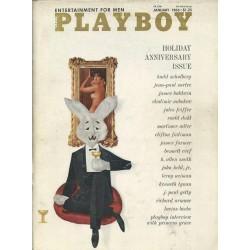 Playboy USA Nr.1 / Januar 1966 - Patti Reynolds