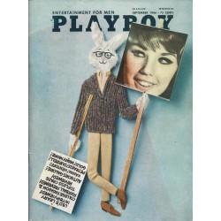 Playboy USA Nr.9 / September 1966 - Playmate Dianne Chandler
