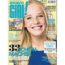 Bravo Girl Nr.16 / 9.9.2015 - 33 Schönmacher