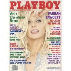 Playboy USA Nr.12 / Dezember 1995 - Farrah Fawcett
