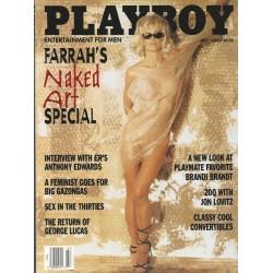 Playboy USA Nr.7 / Juli 1997 - Farrah Fawcett
