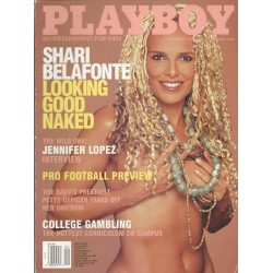 Playboy USA Nr.9 / September 2000 - Shari Belafonte