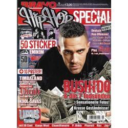 BRAVO Hip Hop Nr.5 / 7 September 2007 - Bushido & Todsünden