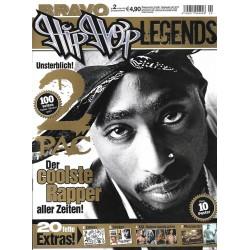 BRAVO Hip Hop Nr.2 / 19 Oktober 2007 - 2Pac