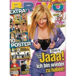 BRAVO Nr.16 / 10 April 2002 - Britney Spears Single