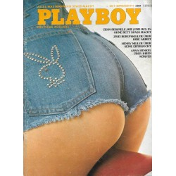 Playboy Nr.9 / September 1974 - Zoya