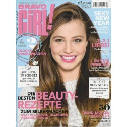 Bravo Girl Nr.2 / 30.12.2015 - Beauty Rezepte