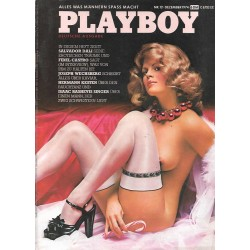Playboy Nr.12 / Dezember 1974 - Robyn Douglass
