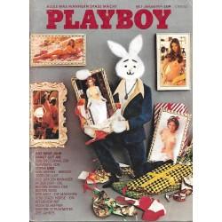 Playboy Nr.1 / Januar 1974 - Das neue Jahr...