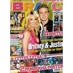 BRAVO Nr.13 / 20 März 2002 - Britney & Justin alles aus?