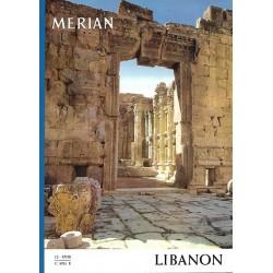 MERIAN Libanon 12/XVIII Dezember 1965